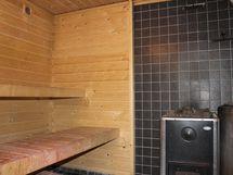Alakerran sauna/pesutila