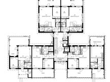 Kerrospohja, rakennus 1 (A), 1. krs.