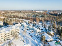 Ulkoilualueena upea suo- ja luonnonsuojelualue Slåttmossen.