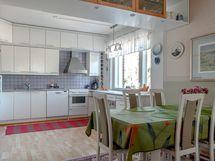 Näkymä keittiöön
