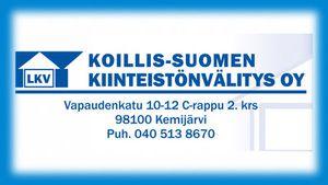 Koillis-Suomen Kiinteistönvälitys Oy