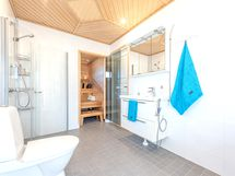 Avara kylpyhuone