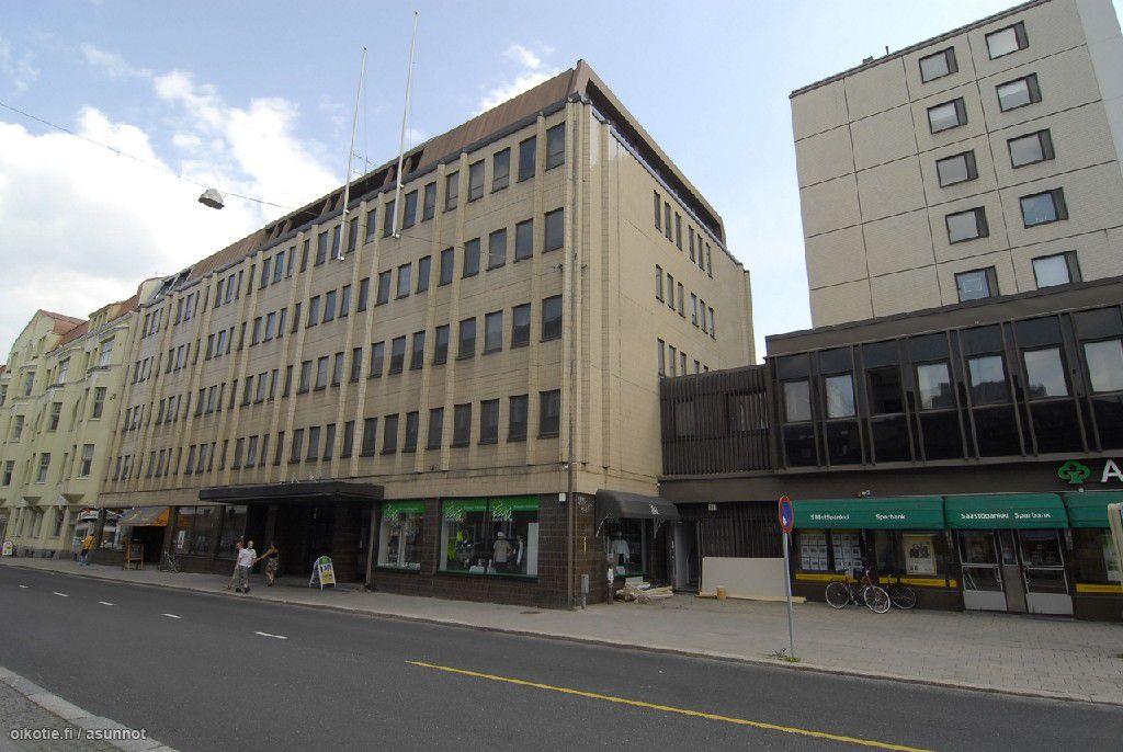 Yliopistonkatu 30 A Vii Kaupunginosa Turku