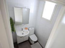 Wc/ suihku yläkerta