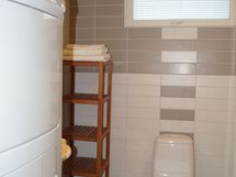Kht:ssa toinen wc-istuin