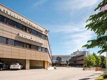 toimistotila Malminkartanonkuja 4 1700m2 3 krs Konala Helsinki Sagax julkisivu1