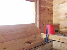 Mökki 2 sauna