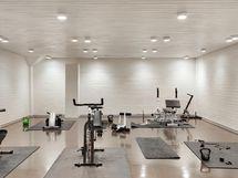 Kuntosali - Gym