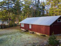 Kanala sis kesähuoneen - Hönshuset omf sommarrum