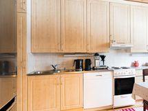 keittiön kaapistoja
