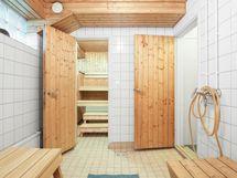 Taloyhtiön sauna lämpiää aina tarvittaessa