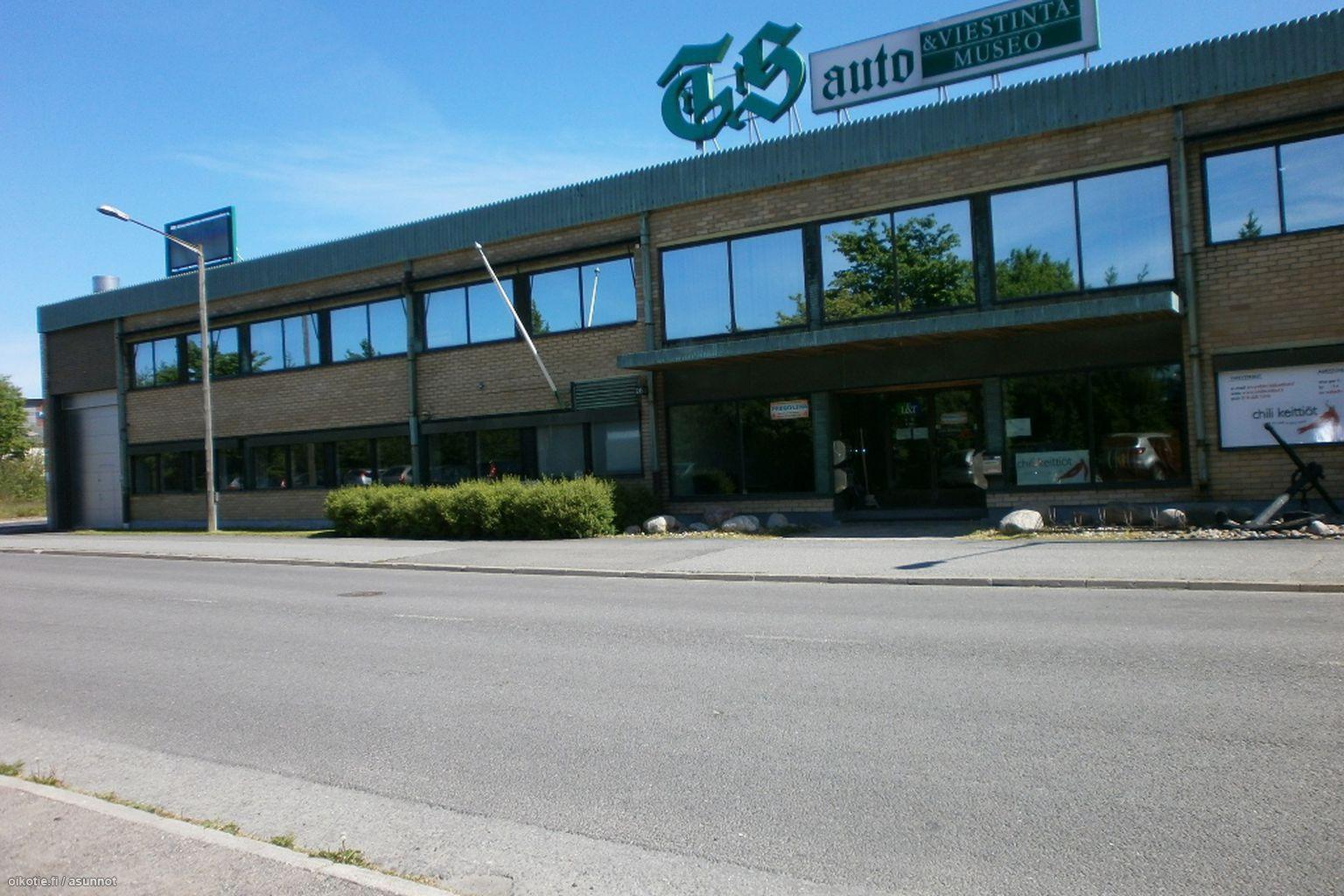 Teollisuuskatu 28, 20520 Turku Toimistotila vuokrattavana - Oikotie 9487182