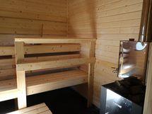 sauna on uusi