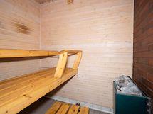 Kaksion sauna