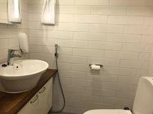 toinen erillis wc