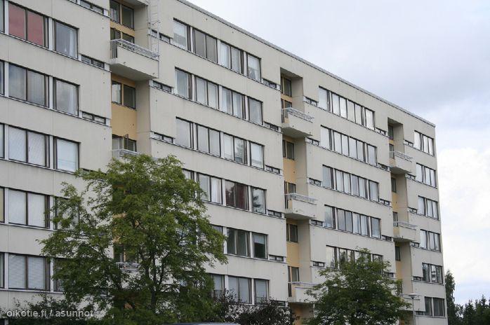 Ostoskatu 1 Lahti