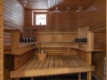 Sauna 4 m2