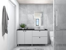 Pesuhuone A4, sisustusmaailma KIVI