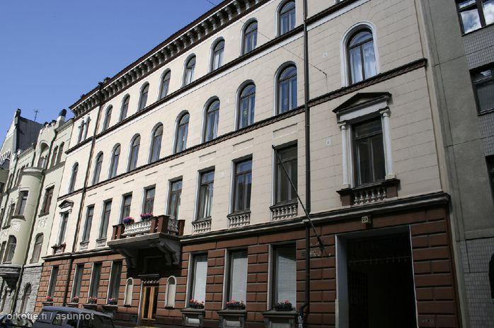 Uudenmaankatu 23 Kamppi Helsinki Oikotie Asunnot