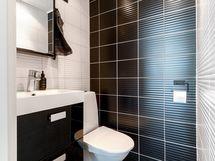 Erillinen wc alakerrassa