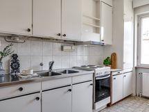 Tunnelmallinen keittiö