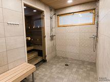 Yhtiön sauna/pesutila