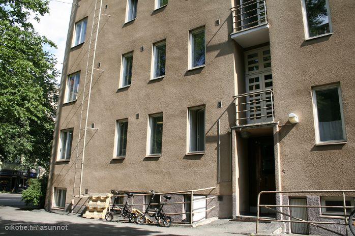 Mannerheimintie 110 Meilahti Helsinki