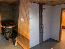 Yhtiön sauna ja pesuhuone(F-talo)