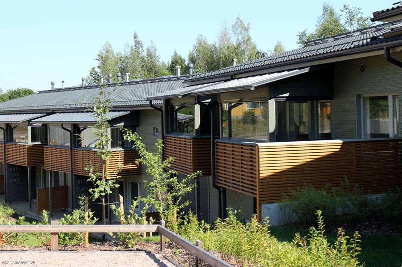 81 m² Pihkakuja 4, 02740 Espoo Rivitalo 3h myynnissä - Oikotie 13678747