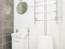 Moderni wc/kylpyhuone