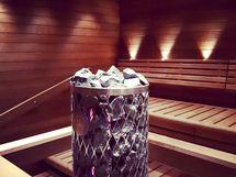 taloyhtiön sauna (myyjän kuva)