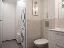 Kodinhoito ja wc - myös remontoitu
