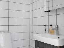 Erillis-wc, remontoitu 2019
