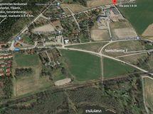 Google map kuva