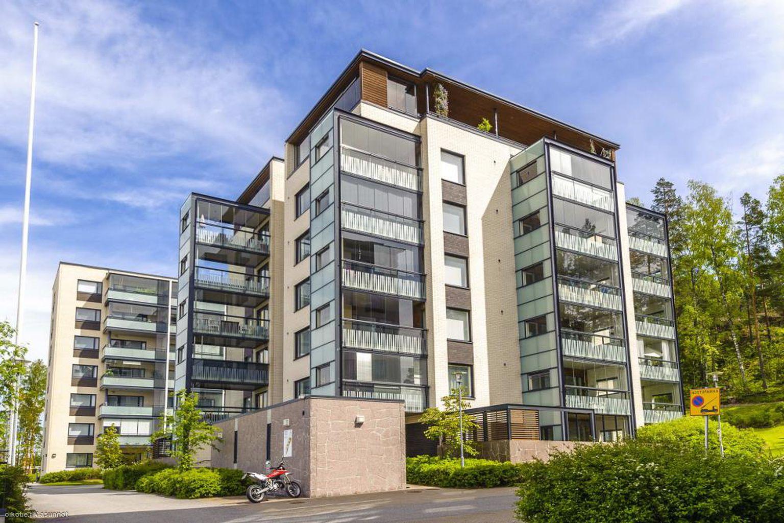 78,5 m² Saunalahdenkatu 14, 02330 Espoo Kerrostalo 3h myynnissä - Oikotie 14162472