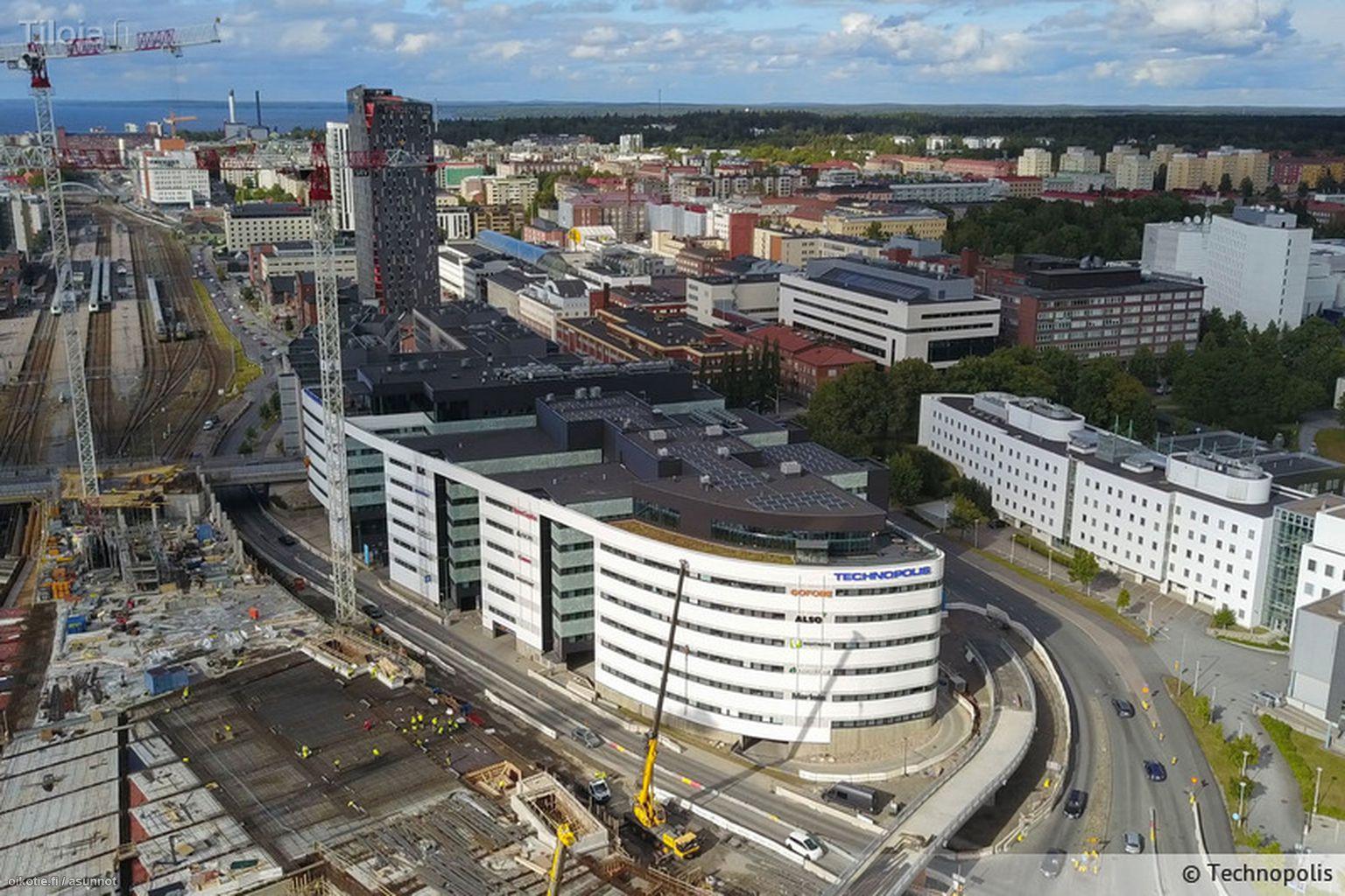 Kalevantie 2 Tampere