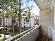 Parveke - balkong