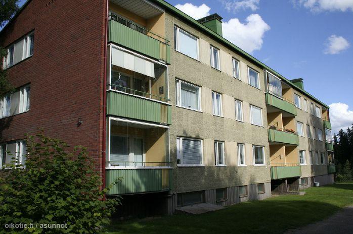 Rykmentinkatu Lahti
