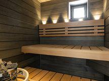 Sauna / tuuletusikkuna