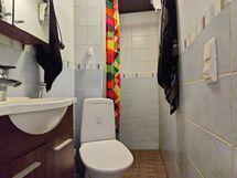 Alakerran wc / suihku
