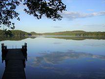 Upea Isojärvi avautuu esteettä