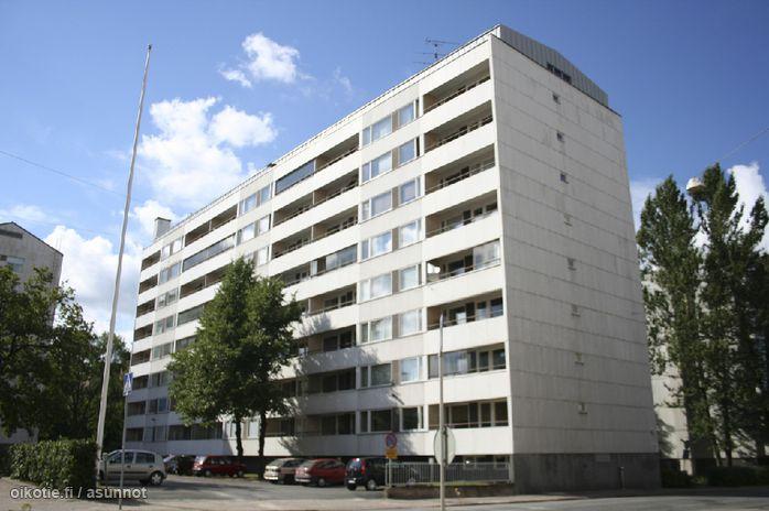 Puutarhakatu 18 Vii Kaupunginosa Turku