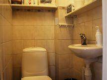 pienempi wc-tila