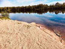 Läheinen uimaranta