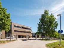 toimistotila Malminkartanonkuja 4 1700m2 3 krs Konala Helsinki Sagax julkisivu