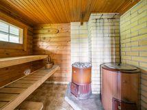 Päämökki sauna