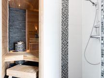 2015 täysin remontoitu kph & sauna