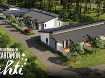 Mikkeli, Rantakylä, Vesitorninkuja 1 A1,A3, 80m², 3-4H+K+S+KHH, 214900 euroa