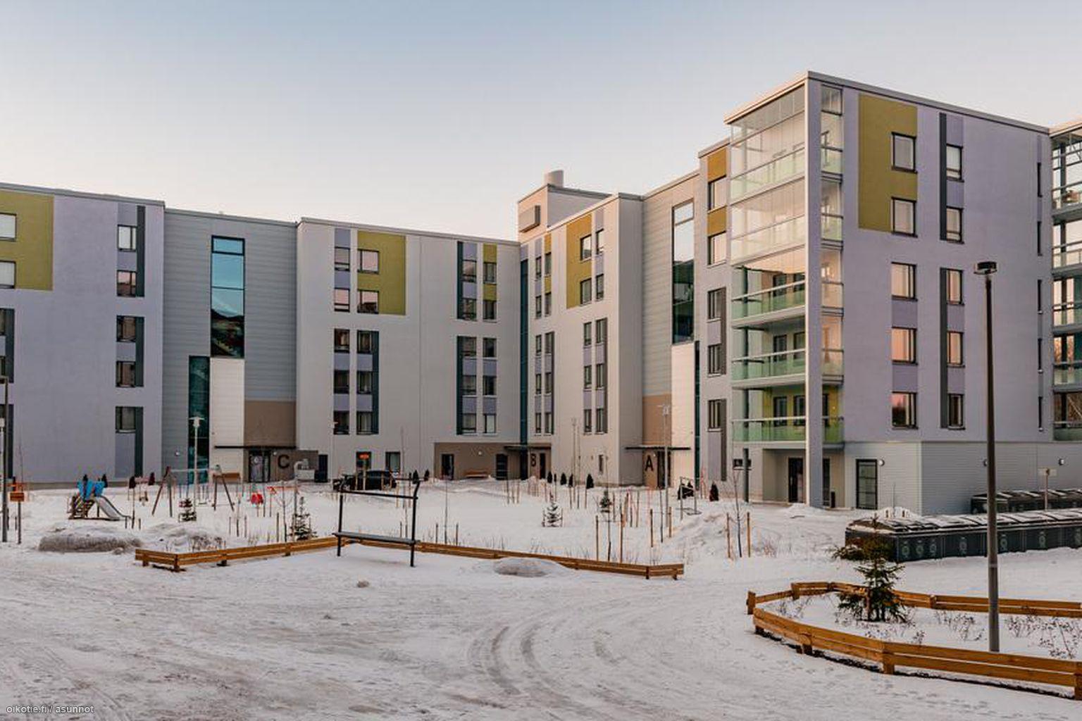 68,5 m² Lincolninaukio 1 B 49, 01700 Vantaa Kerrostalo 3h myynnissä - Oikotie 13000212