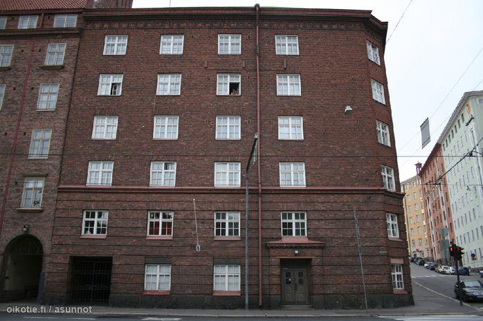 Runeberginkatu 27 Etu Toolo Helsinki Oikotie Asunnot
